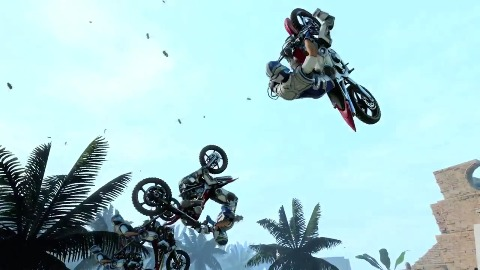 Trials Fusion - Trailer (Gameplay, Strecken)