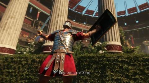 Ryse Son of Rome - Mars' Chosen Pack (DLC, Trailer)