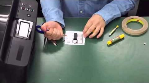 AgIC Print - Schaltungen aus dem Tintendrucker