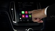 Apple Carplay im Volvo - Trailer (iOS für das Auto)