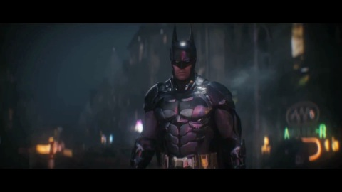 Batman Arkham Knight - Trailer (Ankündigung)