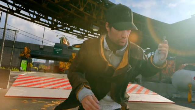 Watch Dogs - Story-Trailer von Ubisoft