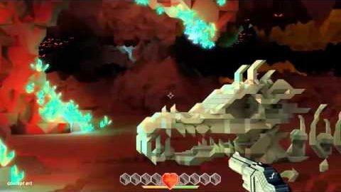 Planets 3 - Trailer (Voxel-basiertes Rollenspiel)