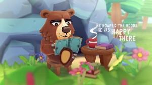Bears vs. Art - neues Spiel der Entwickler von Fruit Ninja