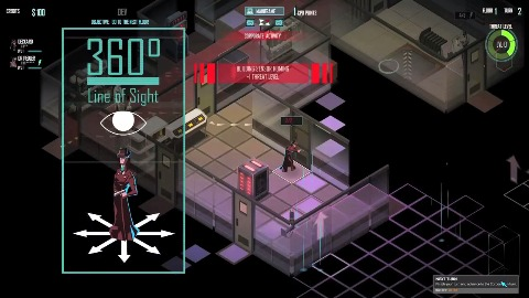 Invisible Inc. - Trailer zum Spionage-Spiel
