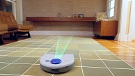 Neato-Saugroboter mit Lasermapping