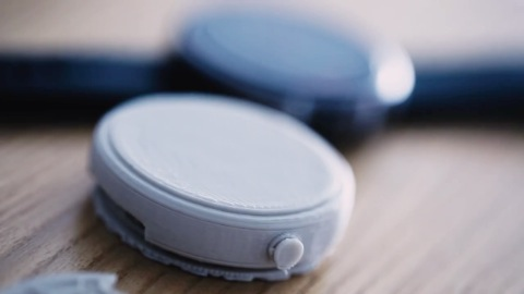 Motorola zeigt Smartwatch Moto 360