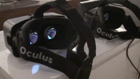 Oculus Rift Developer Kit 2 auf der GDC 2014