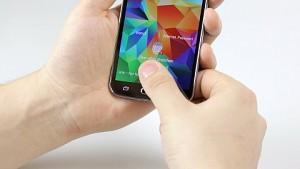 Samsung Galaxy S5 - Test