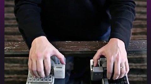 King's Assembly - Maus, Tastatur, Joystick vereint