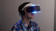 Sonys VR-Brille Morpheus ausprobiert