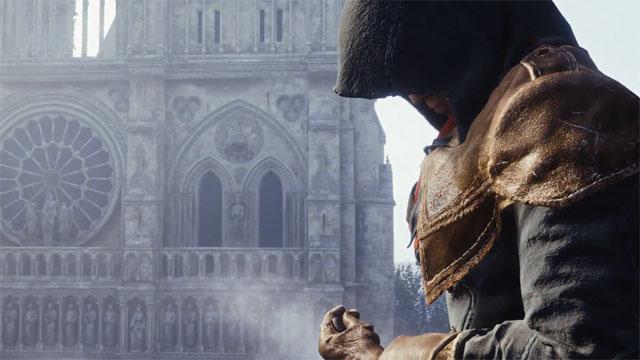 Assassin's Creed Unity - Teaser-Trailer Ankündigung