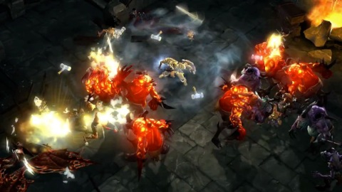 Diablo 3 Reaper of Souls - Trailer (Gameplay, Launch)