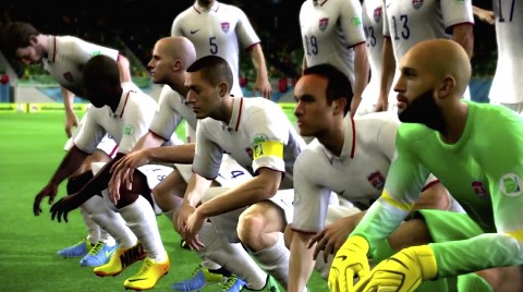 Fifa Fussball-WM 2014 Brasilien (Spielmodi)