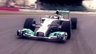Hybridantrieb für die Formel 1 - Mercedes