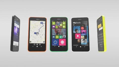 Nokia 630 - Trailer
