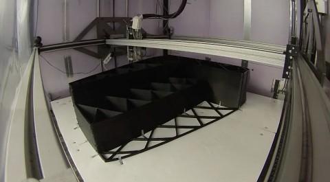 xl 3d drucker kamermaker in aktion video. Black Bedroom Furniture Sets. Home Design Ideas