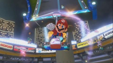 Mario Kart 8 - Trailer (neue Charaktere und Strecken)