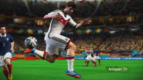 Fifa Fussball-WM 2014 Brasilien (neue Tricks)