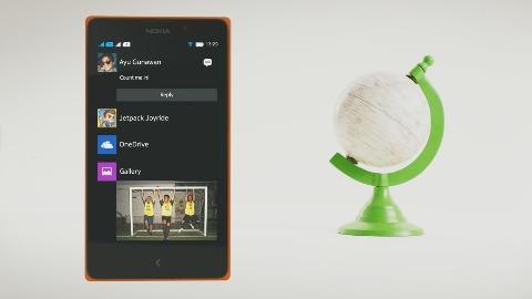 Nokia XL - Trailer