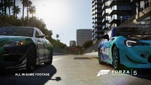 Forza Motorsport 5 - Trailer (Long-Beach-Rennstrecke)