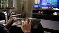 Logitech-Tastatur K830 - Trailer