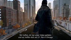 Watch Dogs - Trailer (PC)