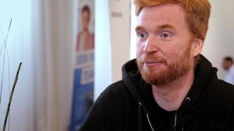 Hilmar Petursson über Virtual Reality und Facebook