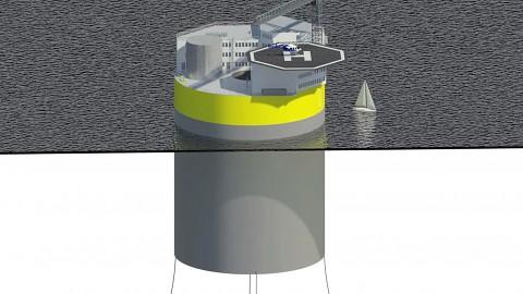 Schwimmendes Atomkraftwerk - MIT