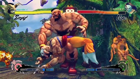 Ultra Street Fighter 4 - Trailer (Charaktere)