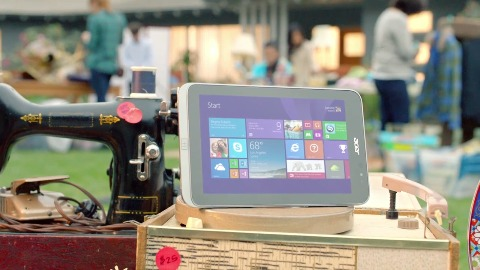 Acer Iconia W4 - Trailer