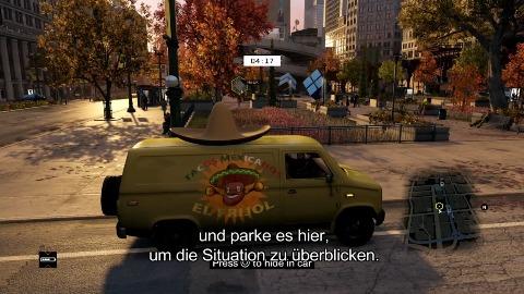 Watch Dogs - Trailer (Multiplayer-Demo)
