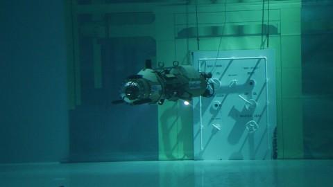 Roboter im Einsatz an Offshore-Anlagen - DFKI