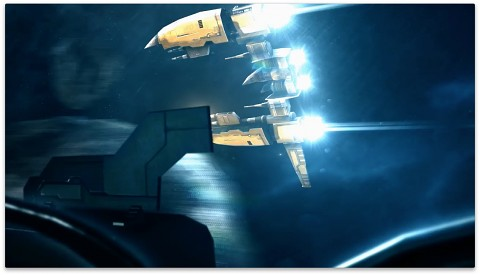 Eve Valkyrie - Trailer (Eve Fanfest 2014)