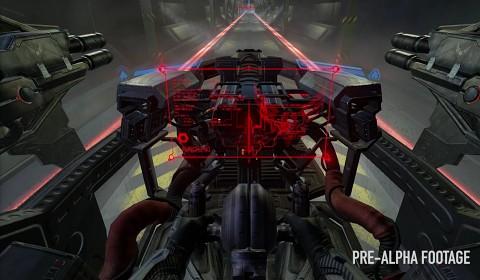 Eve Valkyrie Gameplay mit Unreal Engine 4
