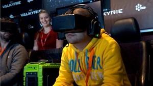 Eve Valkyrie mit Unreal Engine 4 angespielt