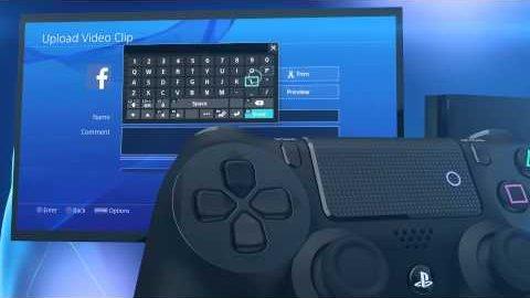 Playstation 4 - Trailer (Update 1.7)