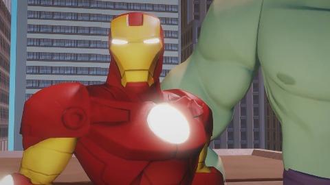 Disney Infinity 2.0 Marvel Superheroes - Trailer