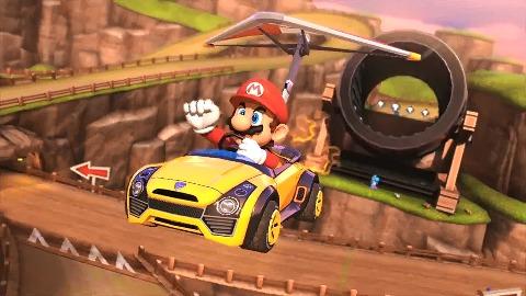 Mario Kart 8 - Trailer (neue Features)