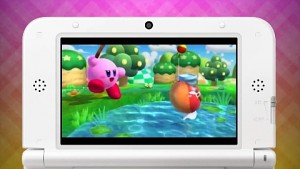 Kirby Triple Deluxe - Trailer (Launch)