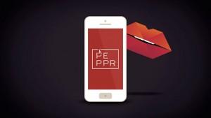 Peppr - App zur Buchung von erotischen Dienstleistungen
