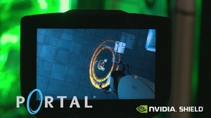 Portal und Half Life 2 - Trailer (Nvidia Shield)