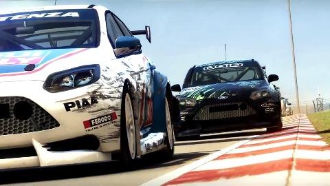 Grid Motorsport - Trailer (Tourenwagen-Disziplin)