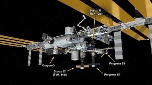 NASA Expedition 39 - Wiederkehr zu Erde