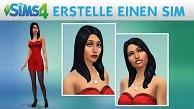 Die Sims 4 - Erstelle einen Sim