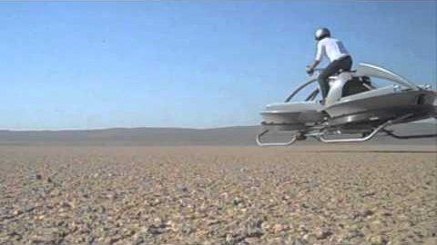 Hoverbike-Prototyp - Aerofex