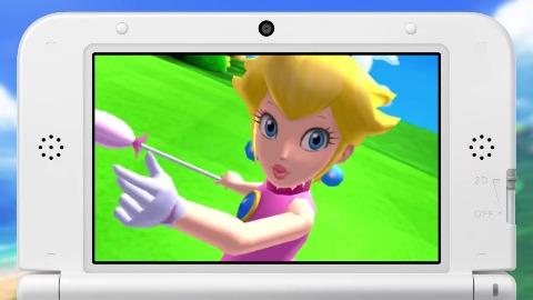 Die Charaktere in Mario Golf World Tour - Trailer (3DS)