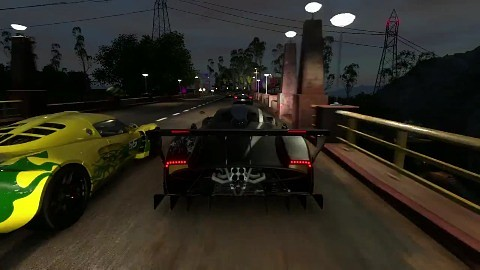 Driveclub Map on