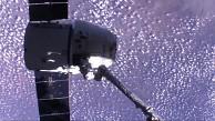 SpaceX-Dragon-Cargo-Gefährt - Heimflug (Nasa)