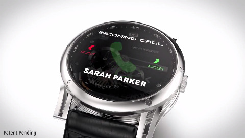 Kairos Mechanical Smart Watch Hybrid